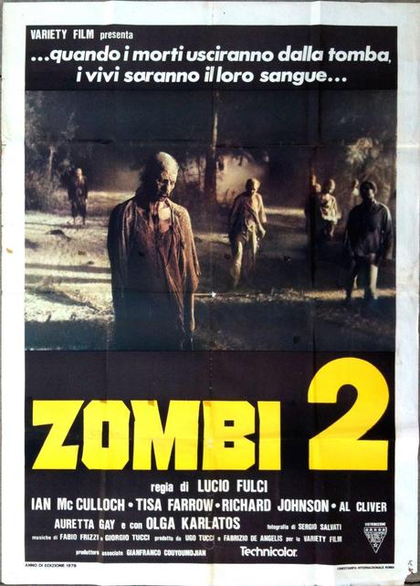 Playlist : i miei 10 film di zombie
