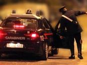 Noto: tenta aggredire Carabinieri coltello cucina, arrestato 45enne