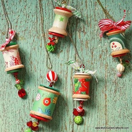 Natale sta arrivando decorazioni da pinterest paperblog - Pinterest natale ...