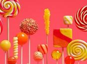 Android 5.0.1 Lollipop mostra esecuzione