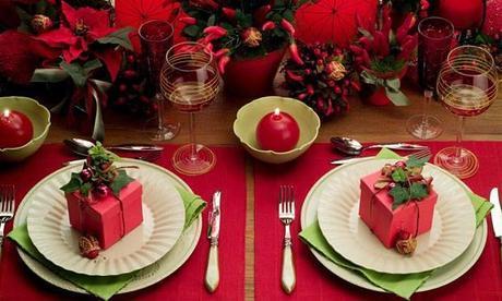 Tronchetto Di Natale Cucchiaio D Argento.Tavola Di Natale 2014 Paperblog