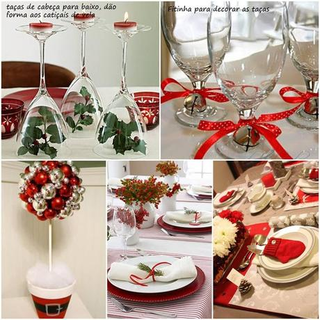 Tavola di natale 2014 paperblog - Decorazioni natalizie tavola ...