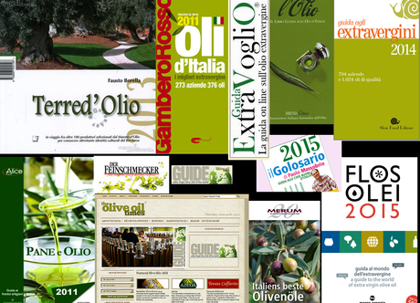 Le guide sull'olio: istruzioni per i produttori.