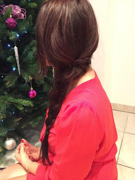 Look delle feste - Un hairLook romantico per Natale!