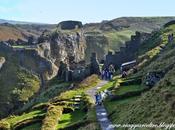 Cornovaglia magica: Visita Castello Tintagel