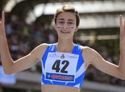MILANO. Ilaria Verderio Nadir Cavagna atleti lombardi Under dell'anno.