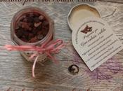 Preparato cioccolata calda cioccolato fondente, bianco cannella