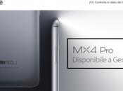 Meizu Pro: disponibilità gennaio Italia