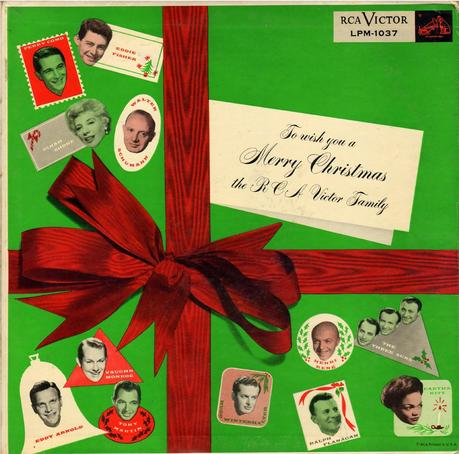 TO WISH YOU A MERRY CHRISTMAS THE RCA VICTOR FAMILY (1954)