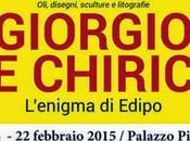Giorgio Chirico L'enigma Edipo