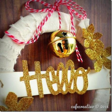 cafecreativo - big shot sizzix - christmas - new year's day - wreath