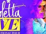 """Martina Stoessel """"Violetta live 2015 international tour Italia serie concerti palazzetti importanti!"""