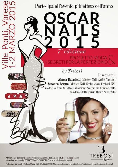 Settima edizione Oscar Nails @ Trebosi