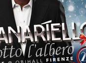 GIORGIO PANARIELLO: SOLD all'Obihall Firenze prima anche stasera domani PANARIELLO SOTTO L'ALBERO. Vent'anni dopo.