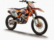 SX-350F Tony Cairoli Team Bull Factory Racing 2015
