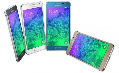 Samsung pronta a dare l'addio al Galaxy Alpha