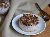 Cheesecake mirtilli torrone cena NYE2014