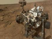 Metano altre molecole organiche rilevate laboratorio Curiosity Marte