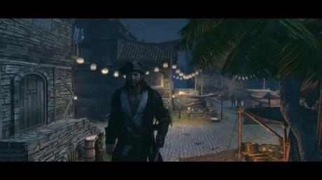 Raven's Cry - Trailer di gameplay