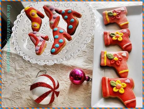 I biscottini della Befana /  The cookies of the Epiphany