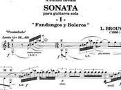 Brouwer Sonata