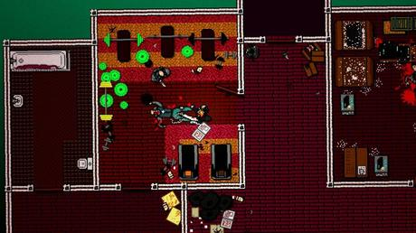 Hotline Miami 2: Wrong Number - Trailer gameplay