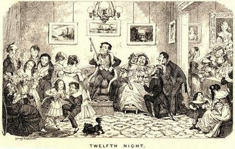 The Twelfth Night - The Festive Season in Georgian England.
