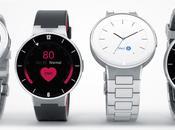 """Alcatel OneTouch annuncia primo smartwatch """"Watch"""" prezzo intelligente"""