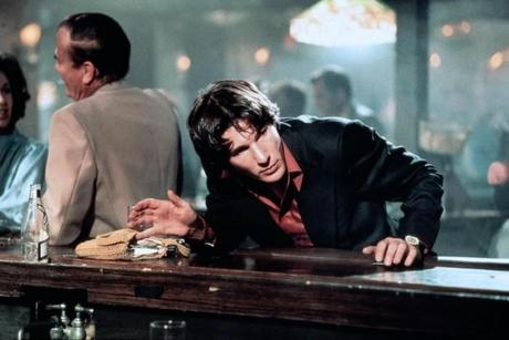 Un Richard Gere qusi esordiente in 'In cerca di Mr. Goodbar'