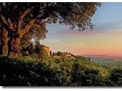 Castelfalfi, posto favola