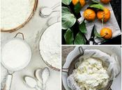 Torta alla ricotta, farina mandorle mandarino Ricotta almond mandarin cake