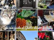 Ghetto ebraico Roma: cosa vedere, dove mangiare, negozi guida