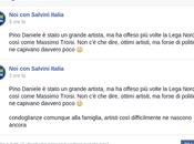 """Lega Nord contro Pino Daniele Troisi: politica capivano davvero poco"""""""