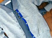 Tartan grey outfit