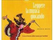 Leggere Musica Giocando. Libro Antonio Mosca