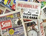 Bosnia Erzegovina. Libertà stampa pericolo giornalisti piazza