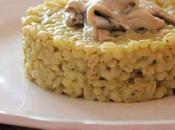 Orzo, zucchine alici: ricomincio...vegetariano quasi)