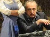 mercante Venezia: Binasco Bardo troppo comico