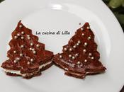 Dolci: Alberelli Natale crema mascarpone