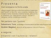 PALERMO: Presentazione libro crepuscolo della Sicilia islamica Carlo Ruta