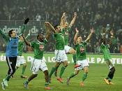 Ligue Saint-Etienne sorpassa Psg. coda rilanciano Lille, Nizza Guingamp