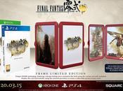 """Immagini Limited Edition """"Fr4me"""" annunciata Final Fantasy: Type-0 Europa Notizia"""