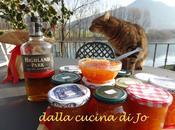 Marmellata arance amare whisky