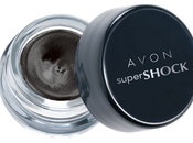 EYELINER SuperSHOCK BLACKENED METAL AVON