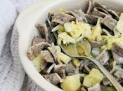Pizzoccheri Vegani Vegan italian buckwheat pasta