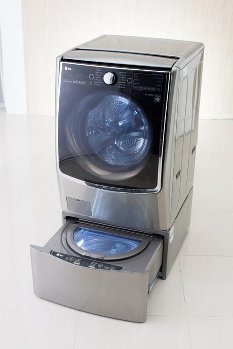 Lg la lavatrice wifi ecco come si laver nel futuro for Lavatrice wifi