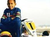 Ritratti: anni Lewis Hamilton