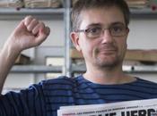 foto simbolo Charb redazione