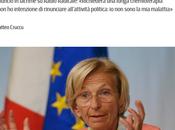 nostri sinceri auguri Emma Bonino. forte, vincerà