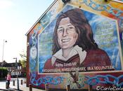 Breve viaggio nell'Irlanda Nord murales Belfast [gallery foto]